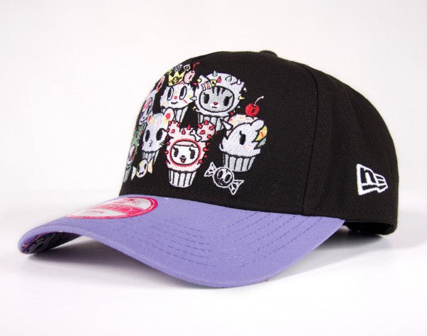 Tokidoki More Cupcakes New Era 9Forty Snapback Cap