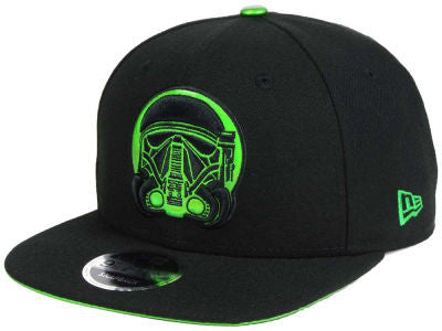STAR WARS ROGUE ONE  DEATH TROOPER HOLOGRAPHIC NEW ERA 9FIFTY SNAPBACK CAP