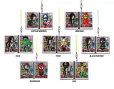 Tokidoki Marvel Mini Comics Frenzies