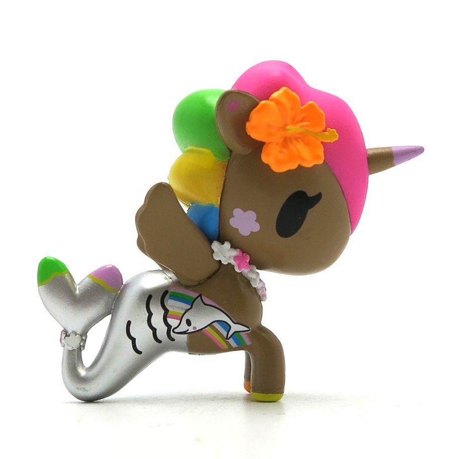Tokidoki Mermicorno Series 2 Opened Box - LEI-LA