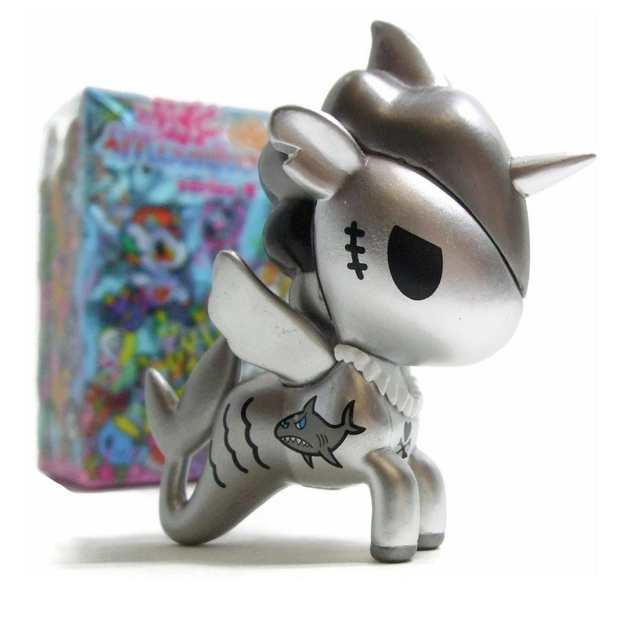 Tokidoki Mermicorno Series 2 Opened Box - SHARKBITE (Chase 1/30)