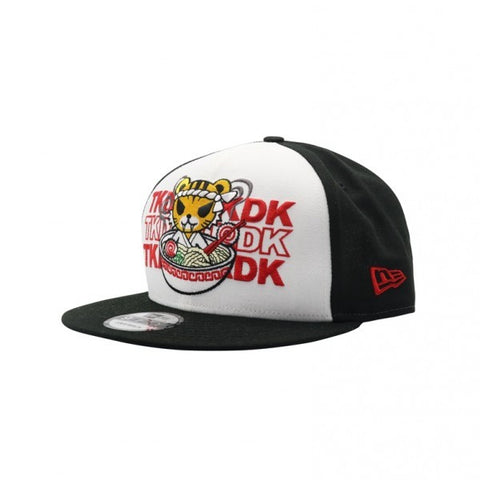 Tokidoki Ramen Tiger New Era 9Fifty Snapback Cap