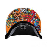 Tokidoki Rawr Kaiju New Era 9Fifty Snapback Cap
