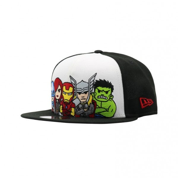Tokidoki Avengers Ready for Action New Era 9Fifty Snapback Cap