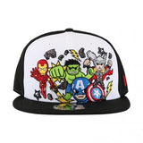 Tokidoki Reck It Heroes New Era 9Fifty Snapback Cap