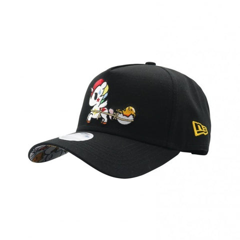 Tokidoki Riding Gudetama New Era 9Forty Women Snapback Cap