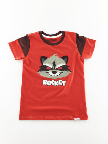 PREMIUM Marvel Guardians of the Galaxy Vol. 2 Rocket T-Shirt (KIDS)
