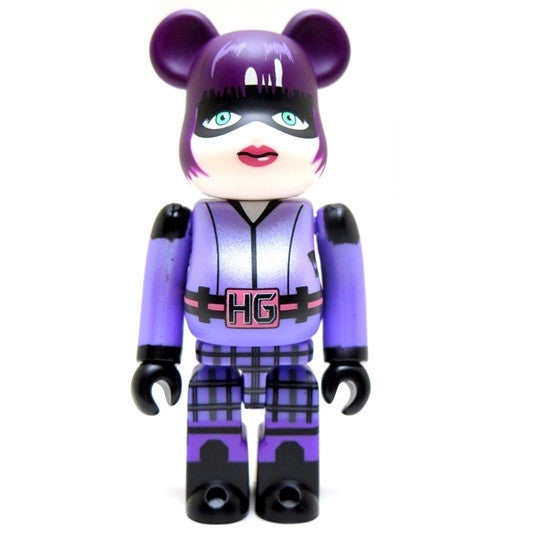BEARBRICK Series 26 Hero (Hit-Girl)