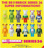 BEARBRICK Series 36 - ARTIST (Morris the Cat)