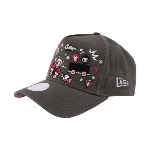 finest selection 8014d 0e775 Sold Out Tokidoki Sushi Doodles New Era Women s 9Forty Snapback Cap