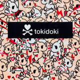 Tokidoki All-Over Unicorno Pink Female T-Shirt