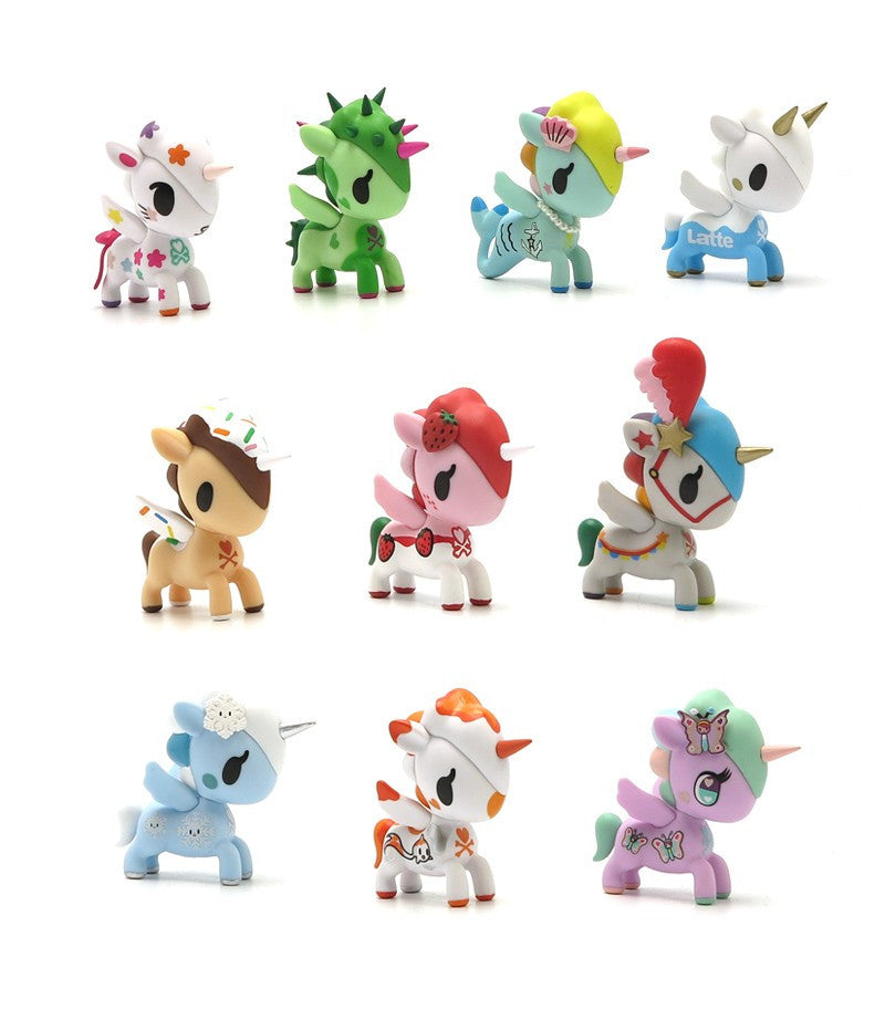 Tokidoki Unicorno Series 4 Set of 10