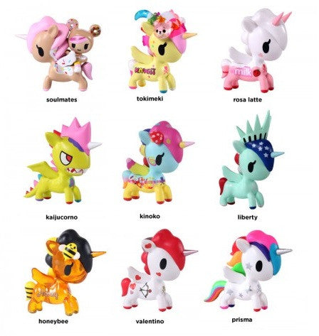 Tokidoki Unicorno Series 5 Set of 9