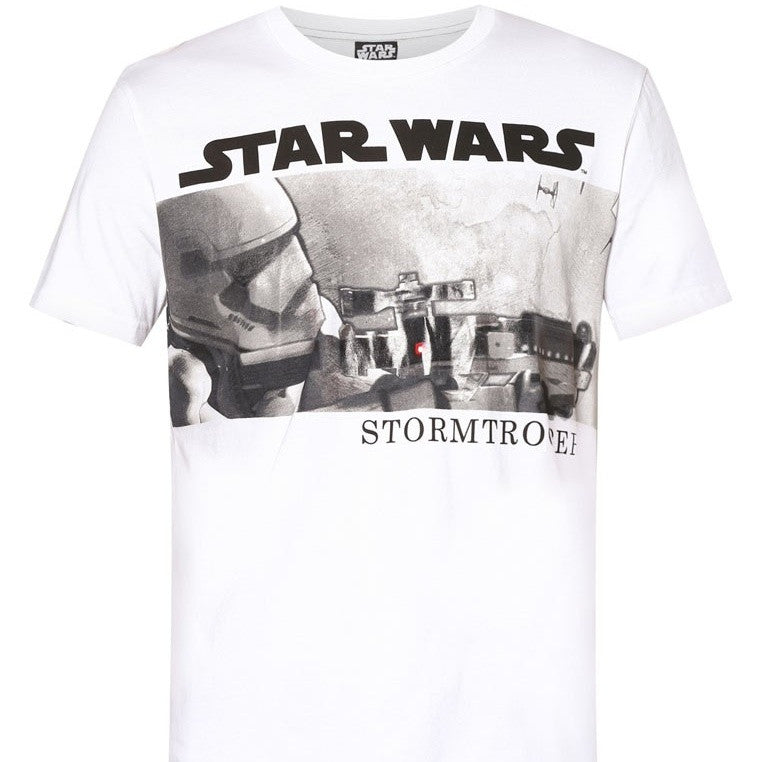 Star Wars VII The Force Awakens Stormtrooper T-Shirt