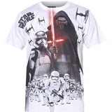 Star Wars The Force Awakens First Order Full Print T-Shirt