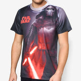 Star Wars The Force Awakens Kylo Ren Full Print T-Shirt