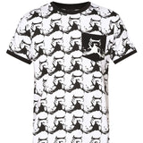 Star Wars All-Over Stormtrooper Pocket T-Shirt