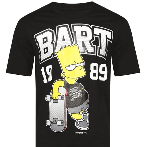 The Simpsons Bart 1989 T-Shirt