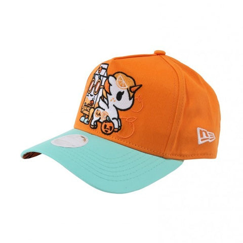 new product d14c4 6010b Sold Out Tokidoki Vitamin C New Era Women s 9Forty Snapback Cap