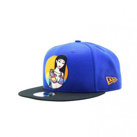 Tokidoki Wish You Were Here New Era 9Fifty Snapback Cap