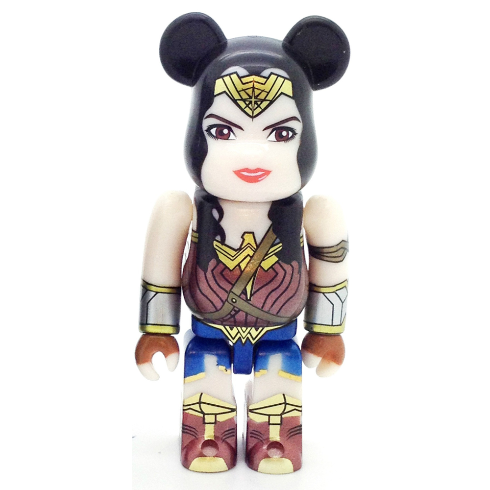 BEARBRICK Series 31 Secret Hero (Wonder Woman)