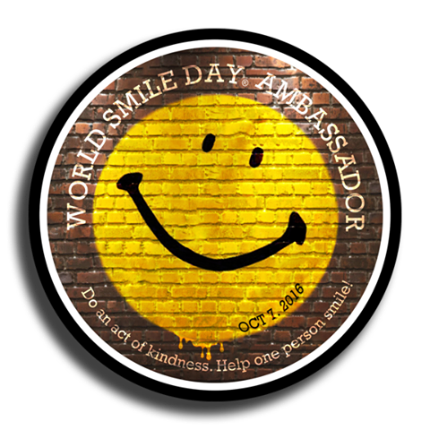 It's Time to Smile as World Smile Day approaches