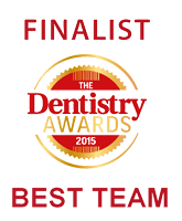 Dentistry awards Best Team Finalist - Northenden House Orthodontics