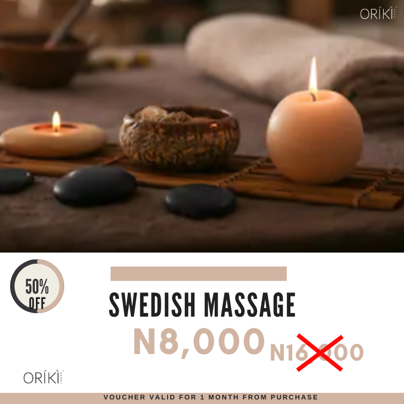 1/2 Off Swedish Massage_Black Friday