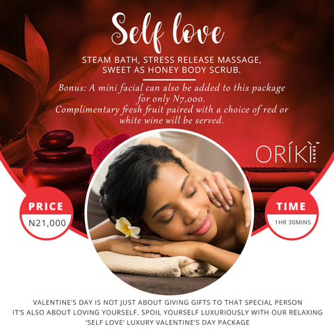 Self Love Valentines Package