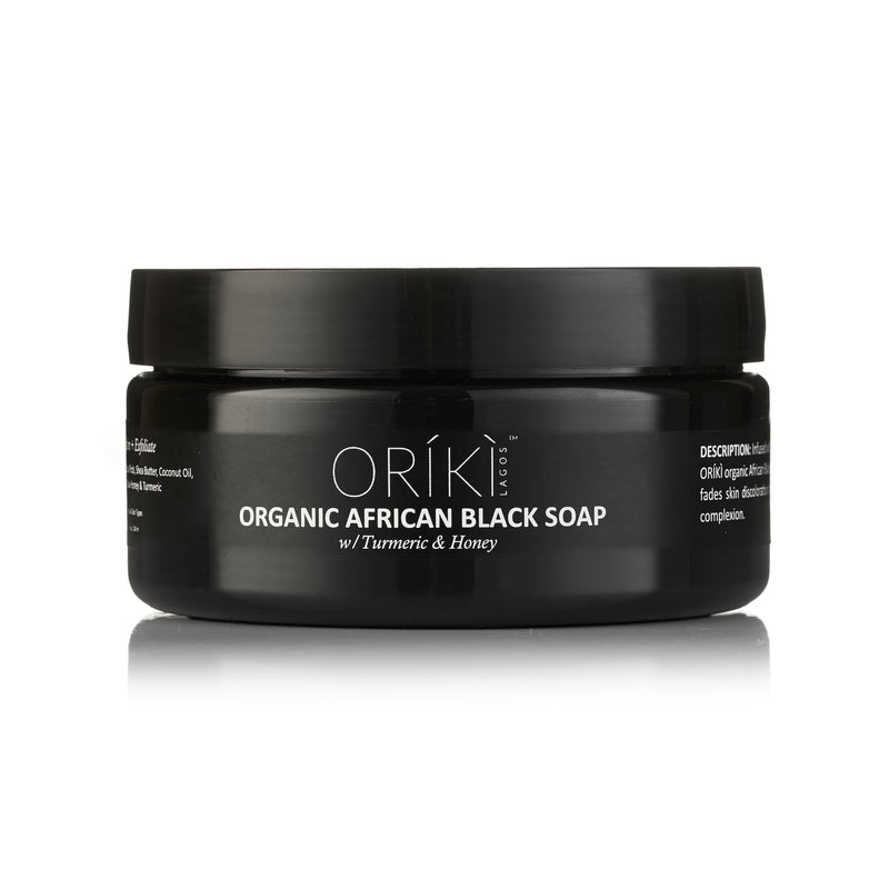 ORÍKÌ Black Soap