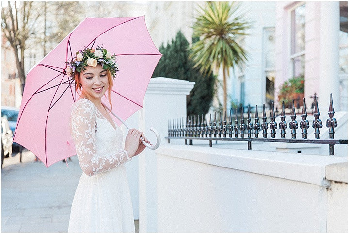 'Pastel in the City' - Wedding Inspiration in Notting Hill
