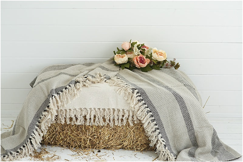 Introducing Our Hay Bale Blanket Collection