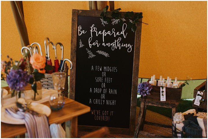 10 Ways to Make Your Wedding Guests Feel Loved
