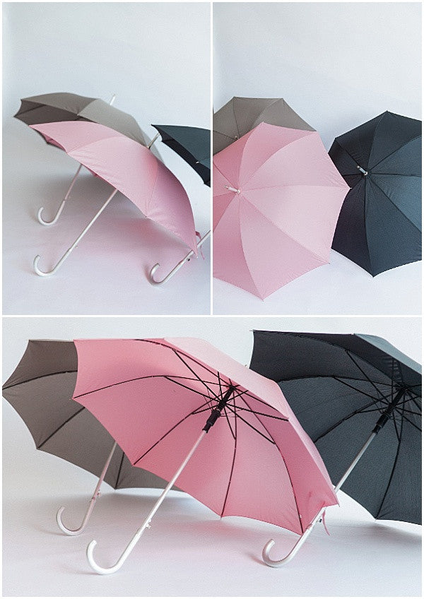 Limited Edition Rose Quartz BrollyBucket Wedding Umbrella Package