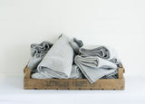 Crate of Fleece Wraps