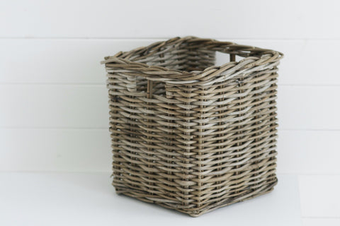 Square Blanket Basket