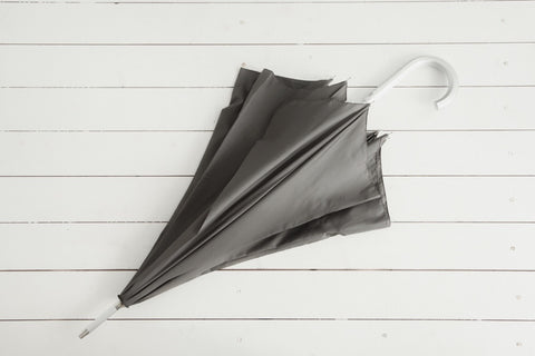 Signature Grey Umbrella