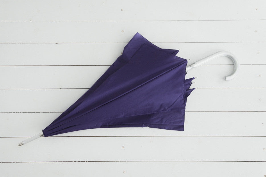 Dark Violet Umbrella