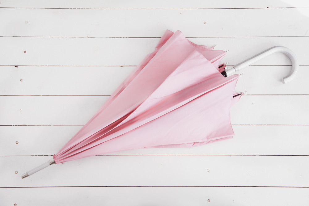 Rose Pink Umbrella
