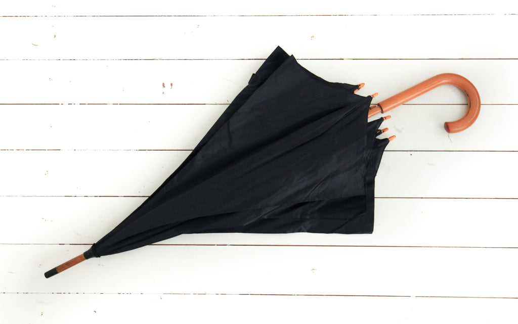 Black Party Umbrella
