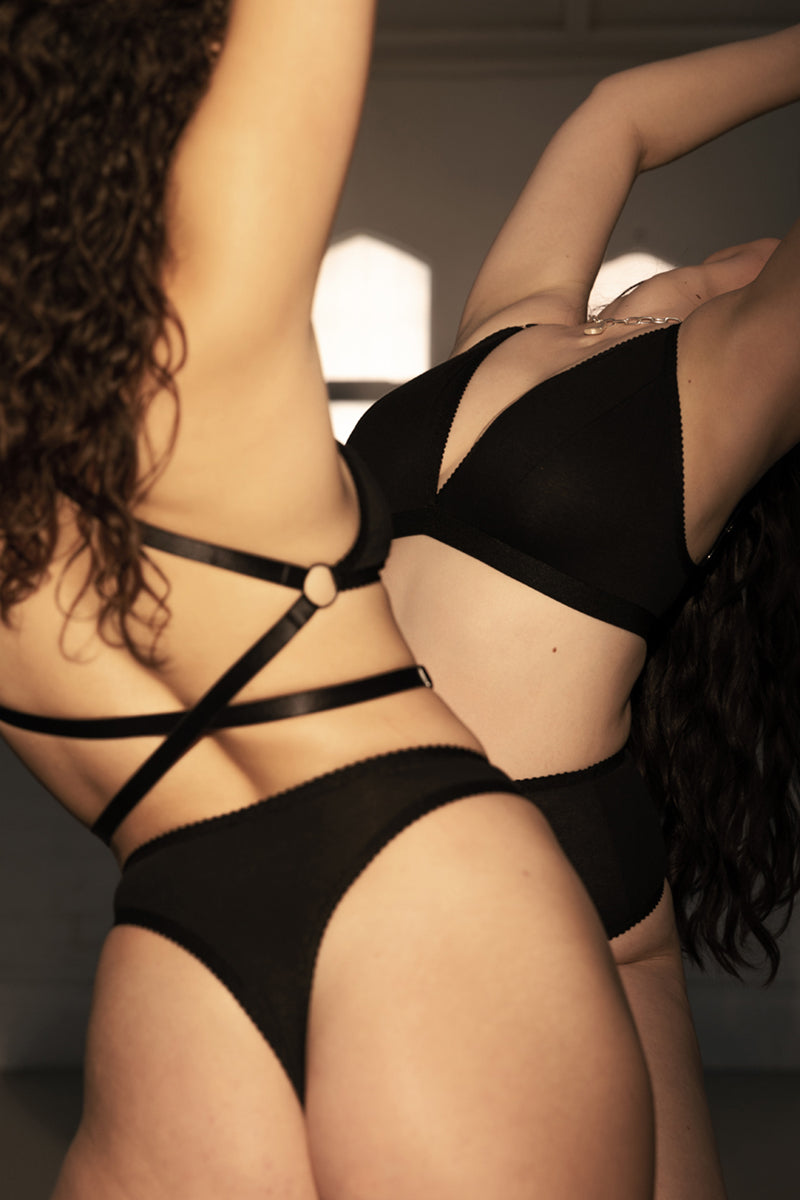NEW BASICS | Hemp, Organic Cotton, Modal | Hopeless Lingerie