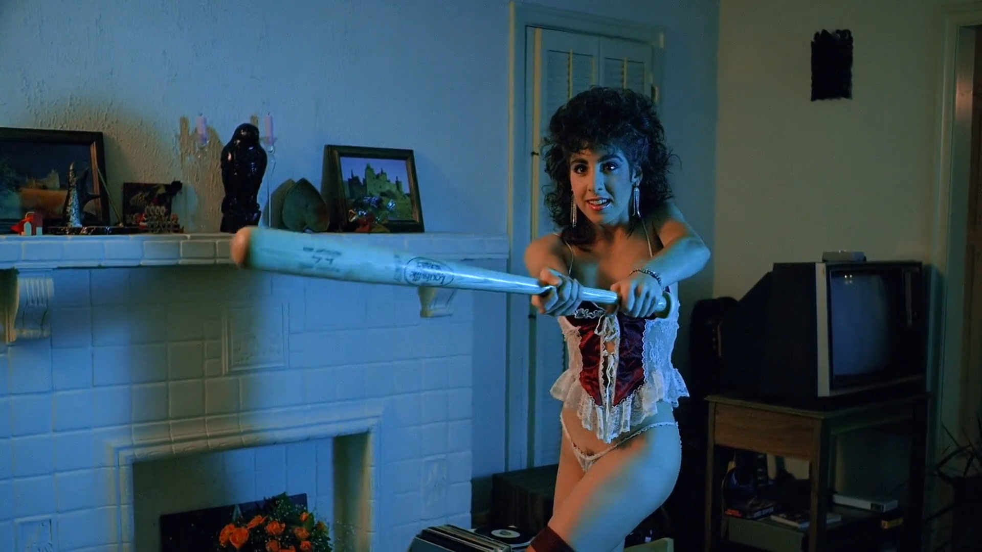 Hollywood Chainsaw Hookers | Lingerie in Film | Hopeless Lingerie