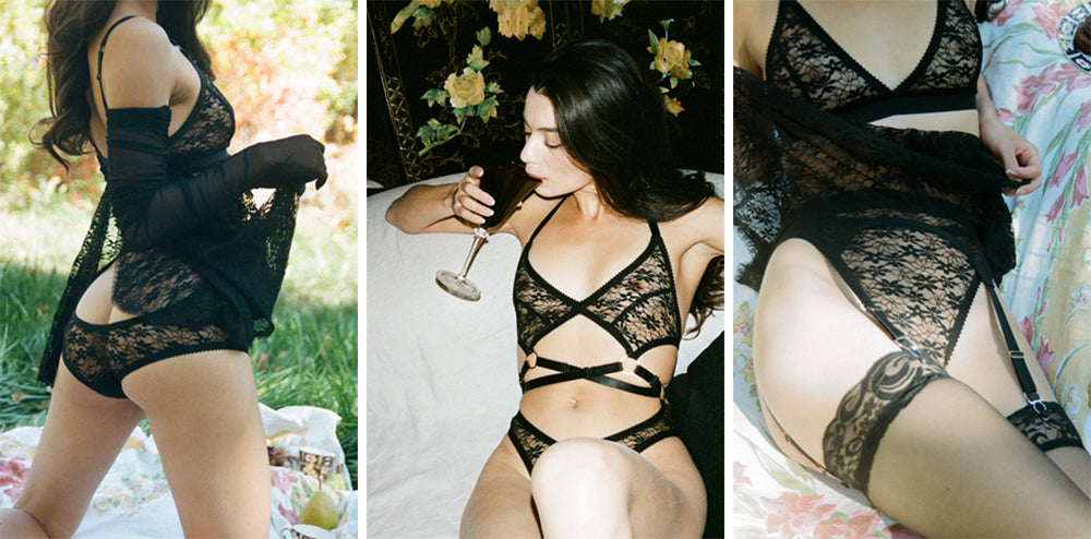 The Devil's Gateway | Hopeless Lingerie