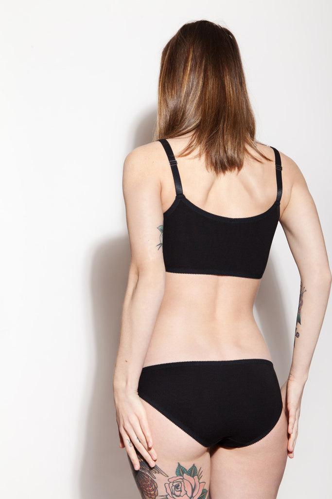 Bamboo Underwear | Nancy & Donna by Hopeless Lingerie