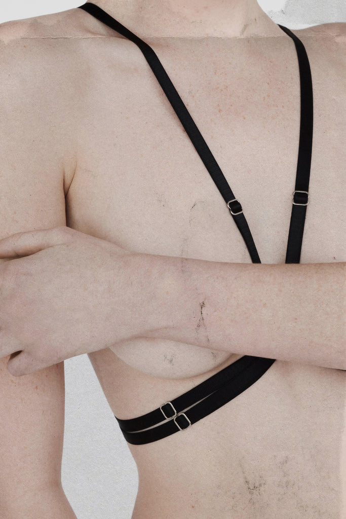 Body Harness Lingerie | Olivia by Hopeless