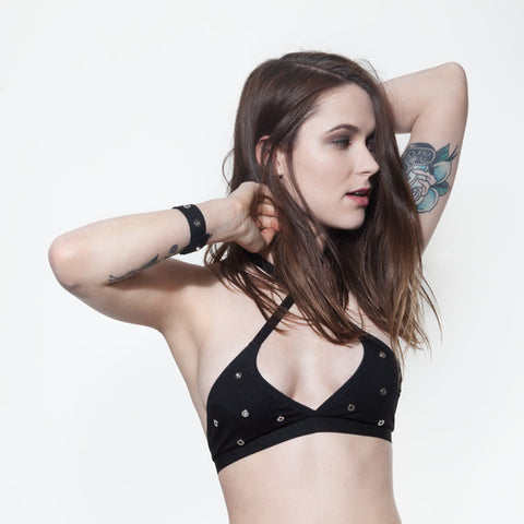 Organic Cotton Bralette | Stella by Hopeless Lingerie