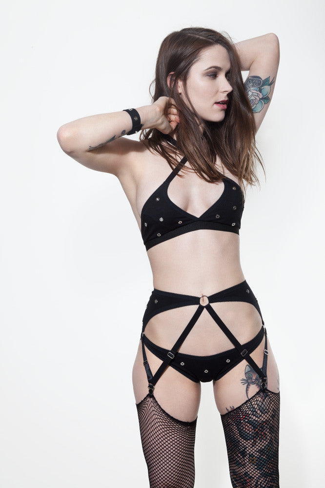 Organic Cotton Underwear | Stella, Michelle & Nicole by Hopeless Lingerie