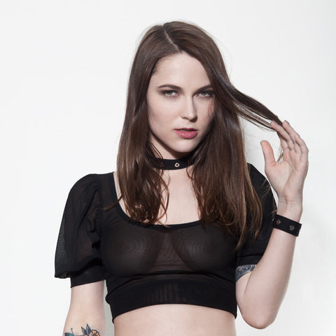 See Through Top | Clara by Hopeless Lingerie