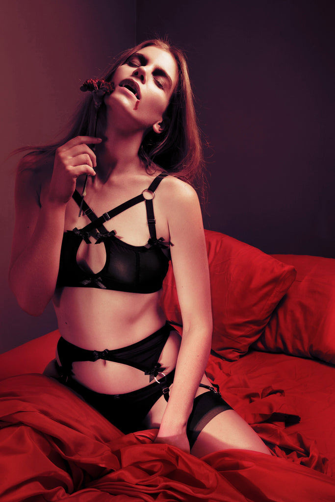 Lover's Curse | Valentine's by Hopeless Lingerie