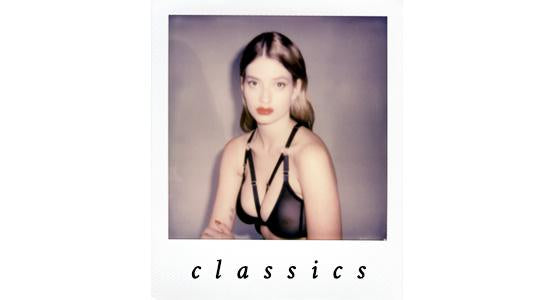 New Classics | Handmade by Hopeless Lingerie